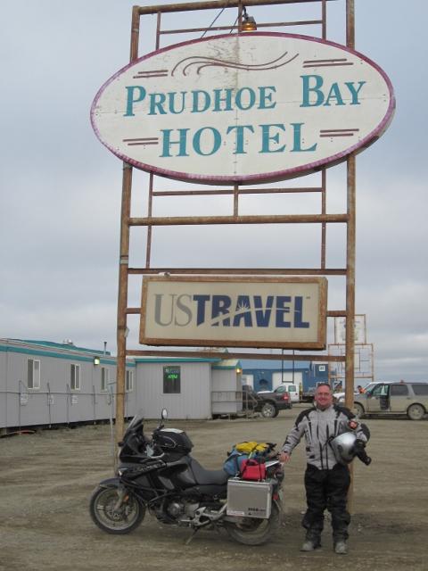 Aug 17 Prudhow Bay