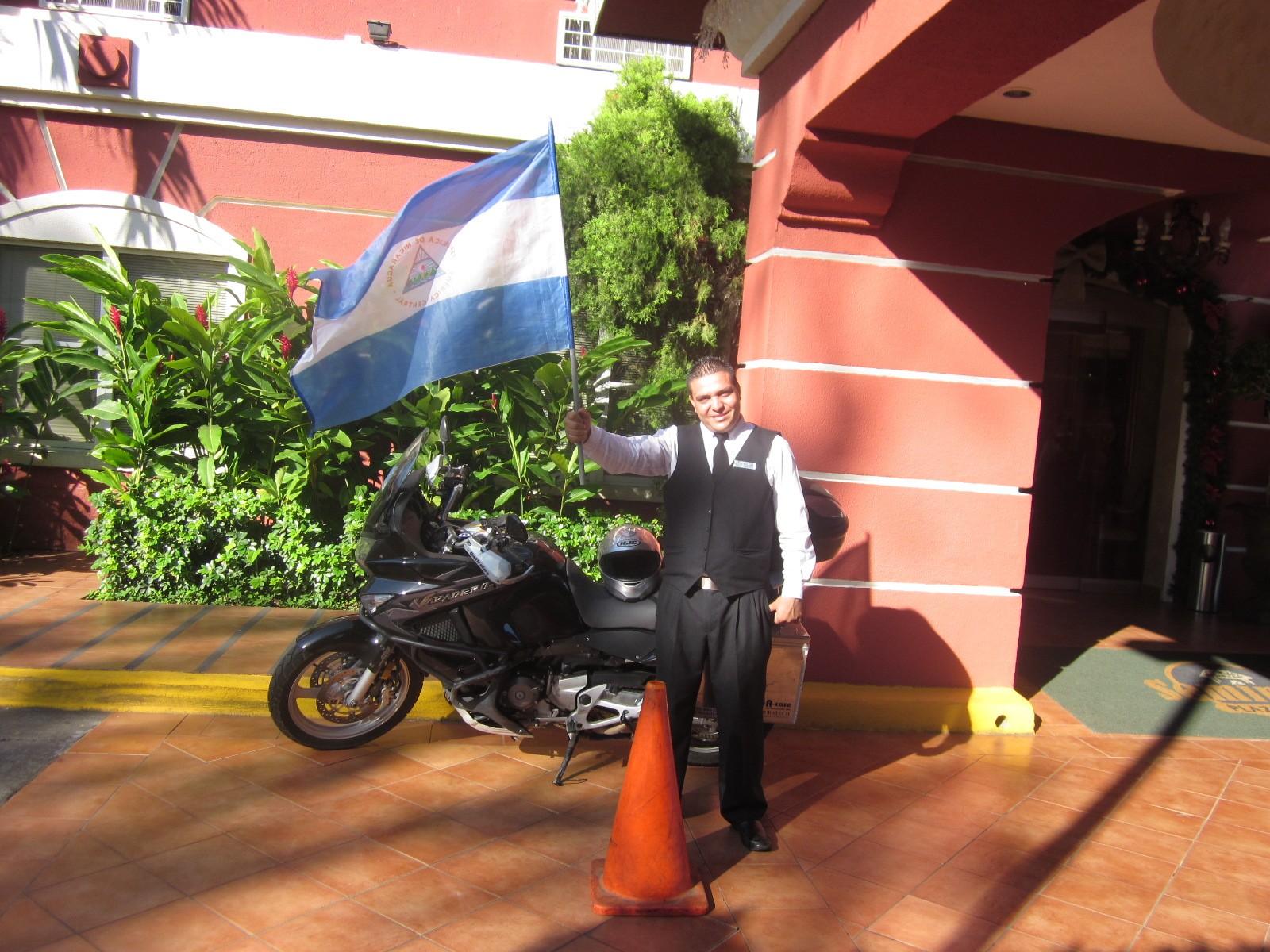 proud of Nicaragua