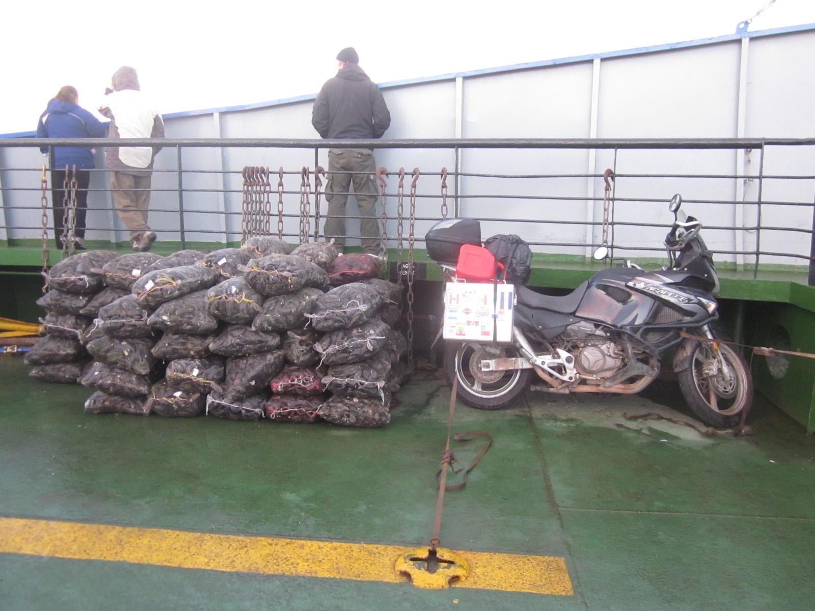 cargo and my bike